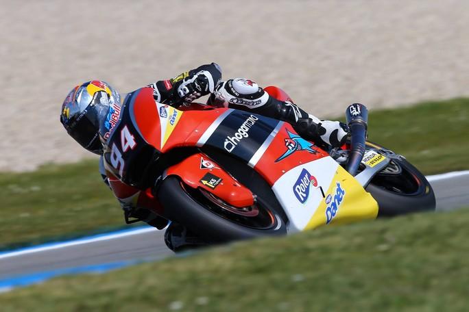 Moto2 Sepang, Prove Libere 1: Folger davanti a Zarco e Luthi