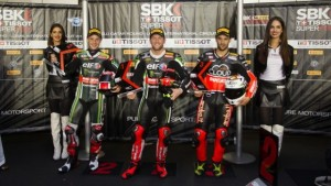 Superbike: Tom Sykes firma la Tissot-Superpole in Qatar