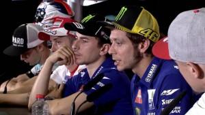 """MotoGP Phillip Island: Valentino Rossi, """"Campionato aperto, tutto può ancora accadere"""""""