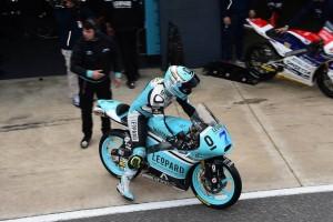 Moto3 Sepang, Warm Up: Vazquez al comando