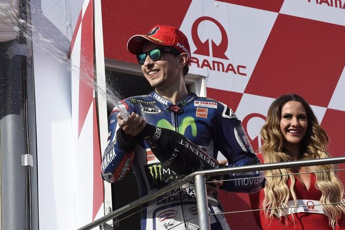 MotoGP Phillip Island: Yamaha si aggiudica il titolo costruttori