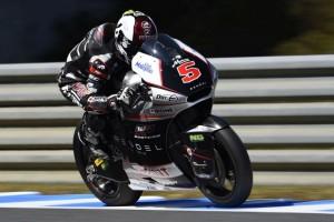 Moto2 Motegi: La pole va a Johann Zarco