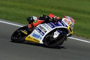 Moto3: Antonelli cade coinvolgendo Fenati e Vazquez