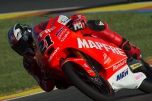"Moto3: Bagnaia solo 22°, ""Oggi ho avuto diversi problemi"""