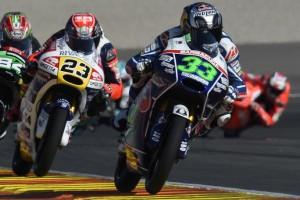 Moto3: Bastianini 3° nel Mondiale, Di Giannantonio 23° alla prima gara