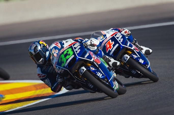 Moto3: Bastianini 6° tempo, Di Giannantonio 27° all'esordio