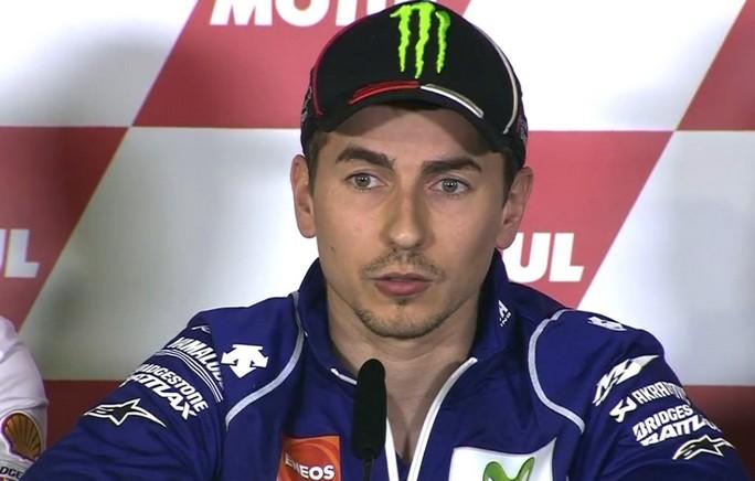 MotoGP: respinto dal TAS l'intervento di Jorge Lorenzo