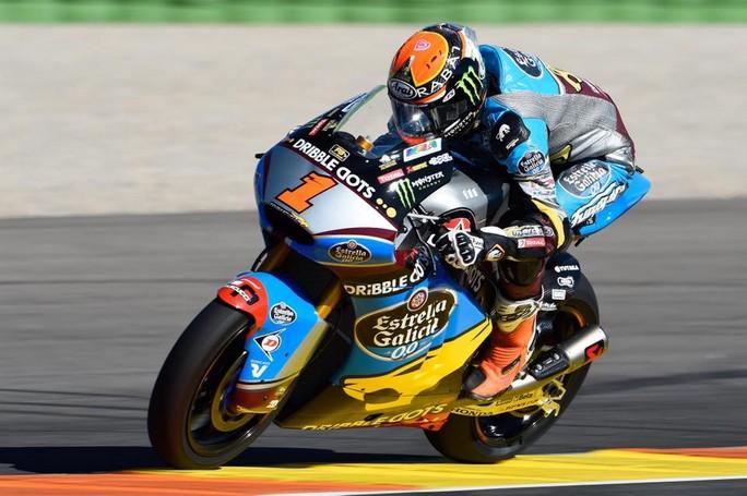 Moto2 Valencia, Qualifiche: Tito Rabat conquista il primo tempo davanti a Zarco e Rins