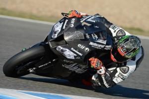 Superbike: Rea è ancora il più veloce nel secondo giorno di test a Jerez