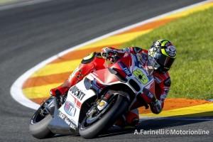 """MotoGP Test Valencia: Andrea Iannone, """"Sono contento per come mi sono adattato alle Michelin"""""""