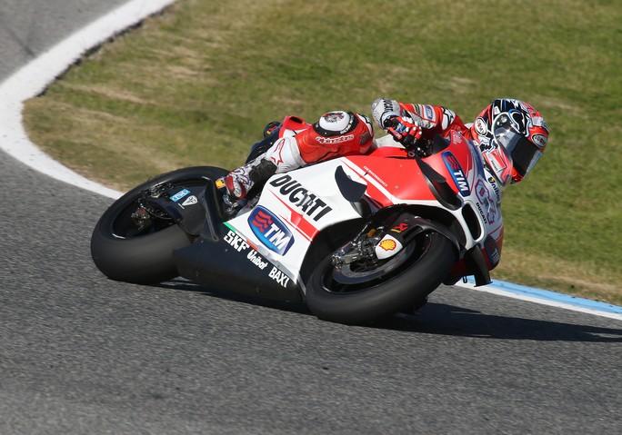 """MotoGP Test Jerez: Andrea Dovizioso, """"Il bilancio è molto positivo"""""""