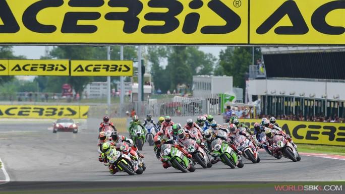 Superbike: Entry list provvisoria 2016
