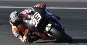 """MotoGP Test Valencia Day 1: Marc Marquez """"Ho capito che le Michelin reagiscono in modo diverso"""""""