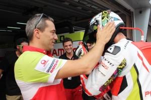 "MotoGP: Francesco Guidotti da i ""numeri"""