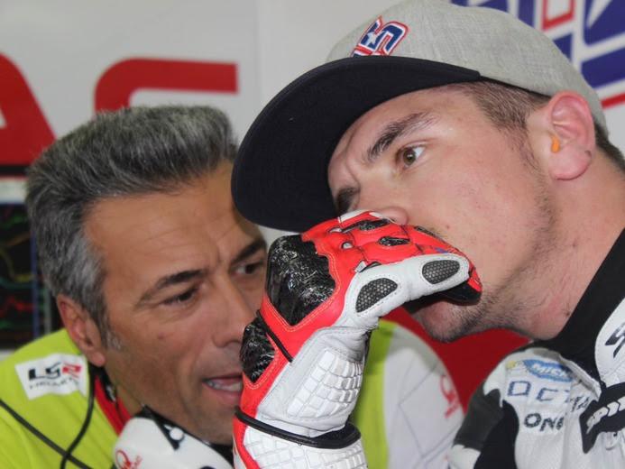 """MotoGP: Giacomo Guidotti, """"Per il 2016 l'ambizione è quella stare davanti ai team satelliti"""""""