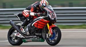 Superbike: Hayden porta al debutto la nuova Honda CBR