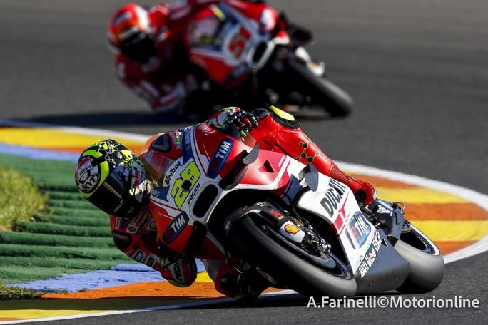 """MotoGP Valencia: Andrea Iannone, """"Qualifica disastrosa, ma domani darò il massimo"""""""