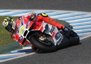 """MotoGP Test Jerez: Andrea Iannone, """"Mi piace il comportamento delle Michelin"""""""
