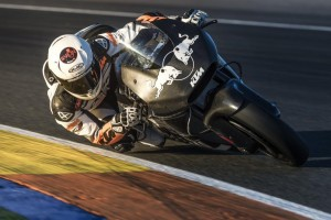 MotoGP: Mika Kallio ha testato la KTM RC16