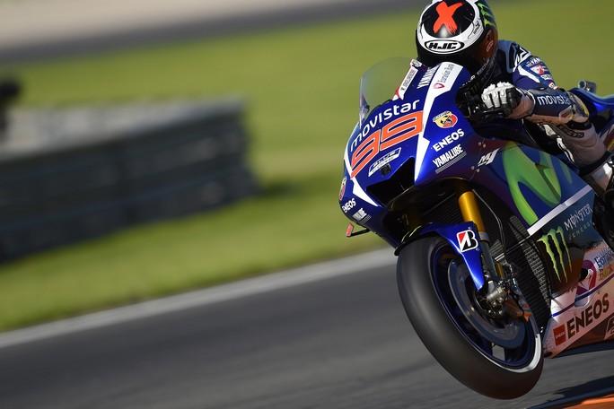 """MotoGP Valencia: Jorge Lorenzo, """"Abbiamo iniziato bene"""""""