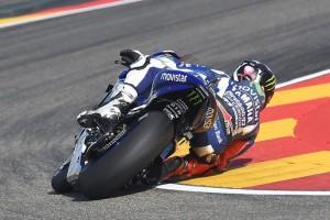 MotoGP Valencia, Prove Libere 2: Lorenzo è il più veloce, Rossi è 4° dietro a Iannone