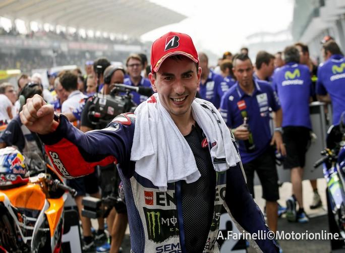 """MotoGP: Jorge Lorenzo, """"Darò tutto per diventare campione"""""""