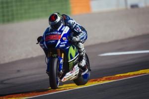 "MotoGP Valencia: Jorge Lorenzo, ""Sarà una gara difficile, lunga e stressante"""