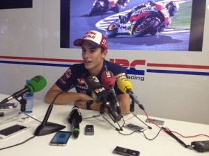 """MotoGP Valencia: Marc Marquez, """"Sepang? Mi dispiace solo non essere arrivato al traguardo"""""""