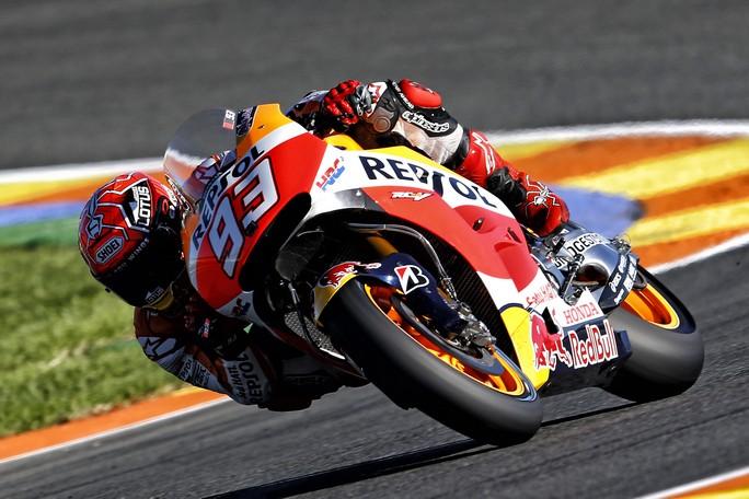 """MotoGP Valencia: Marc Marquez, """"Siamo tutti molto vicini"""""""