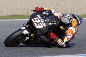MotoGP: Marquez e Pedrosa a Jerez alle prese con i problemi della nuova Honda