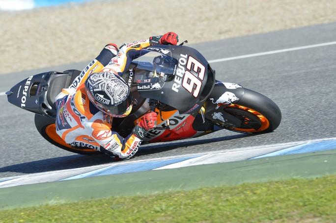 """MotoGP Test Jerez: Marc Marquez, """"Sono stati tre giorni positivi"""""""