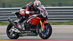 Superbike: E' Hayden il più veloce nel terzo giorno di test a Jerez