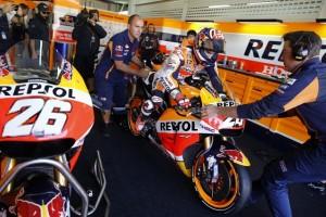"""MotoGP Test Valencia Day 1: Dani Pedrosa """"La nuova elettronica è un passo indietro rispetto a quella 2015"""""""