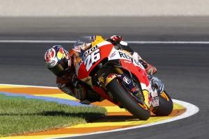 "MotoGP Valencia: Dani Pedrosa, ""Manca grip al posteriore"""