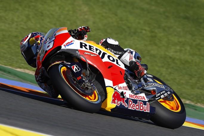 """MotoGP Valencia: Dani Pedrosa, """"Spero di essere in lizza per la vittoria"""""""
