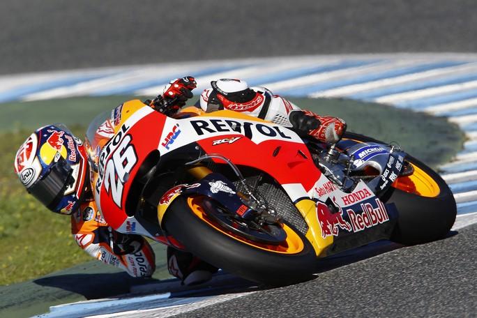 """MotoGP Test Jerez: Dani Pedrosa, """"Dobbiamo ancora capire la nuova elettronica"""""""