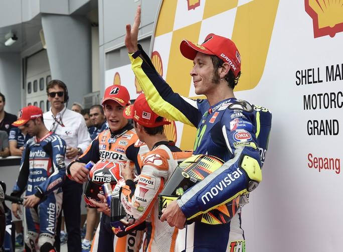 MotoGP: Respinto il ricorso di Valentino Rossi, a Valencia partirà dall'ultima casella dello schieramento