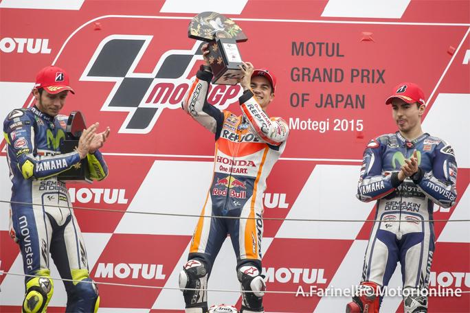 MotoGP: Statistiche di Rossi, Lorenzo, Marquez e Pedrosa, come cambiano le classifiche