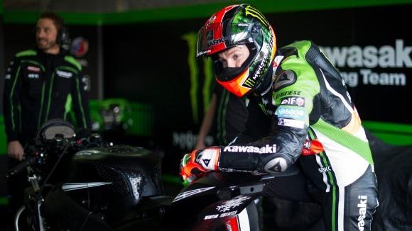 Superbike: Sykes chiude al comando i test di Jerez