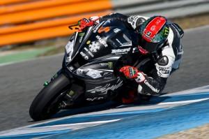 Superbike: E' di Tom Sykes il miglior crono nel Test Day 4 di Jerez