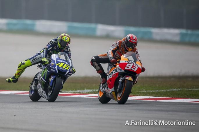 MotoGP Sepang: Yamaha in disaccordo con la versione Honda