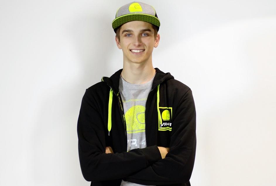 Moto2: Il Forward Racing ingaggia Luca Marini