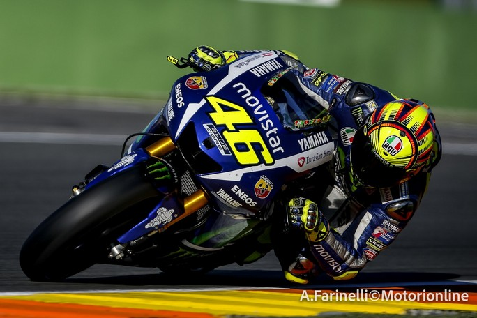 """MotoGP: Valentino Rossi, """"Il 2015 non era la mia ultima chance"""""""