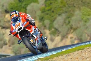 MotoGP: A Jerez ultimo test dell'anno per la Michelin