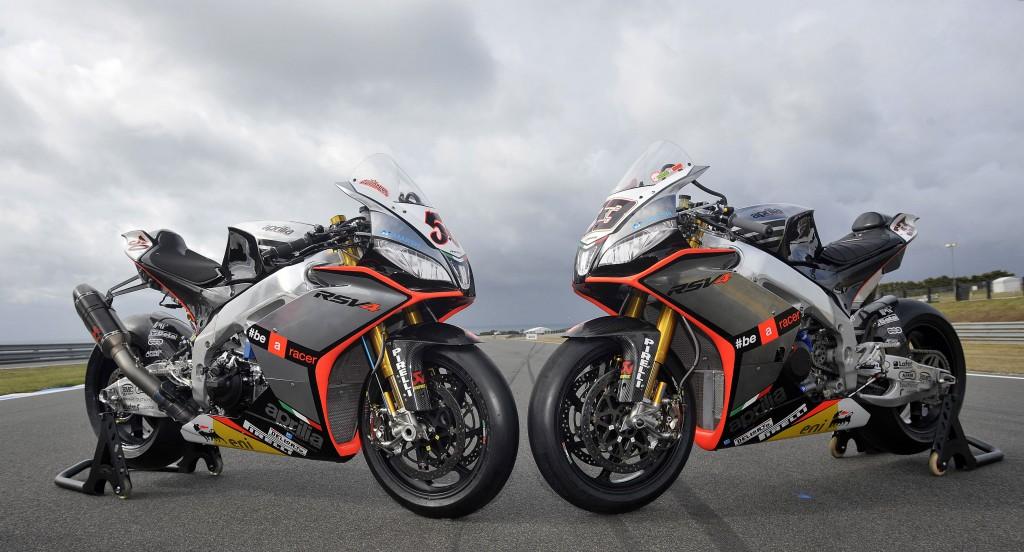 Aprilia rimane in Superbike con Ioda Racing?