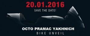 MotoGP: Domani sarà presentato il Team Octo Pramac Yakhnich