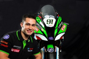 Leon Haslam correrà nel campionato British Superbike