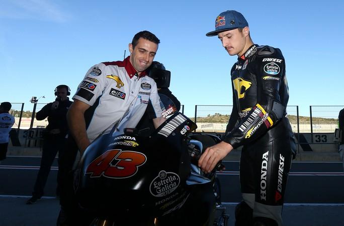 MotoGP: Frattura di tibia e perone per Jack Miller