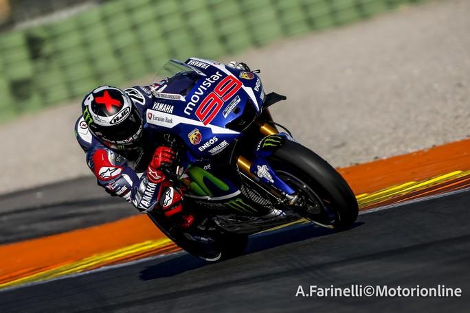 "MotoGP: Jorge Lorenzo, ""Mi sento protetto e sostenuto da Yamaha"""