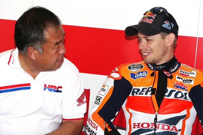 """MotoGP: Casey Stoner, """"Marquez e il suo entourage si sentivano minacciati dalla mia presenza"""""""